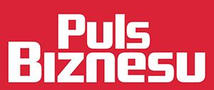 Logo Puls Biznesu - Polska Grupa Supermarketów PGS
